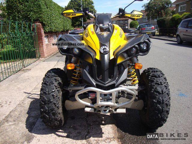 Can Am  RENEGADE 800R XC 2010 Quad photo