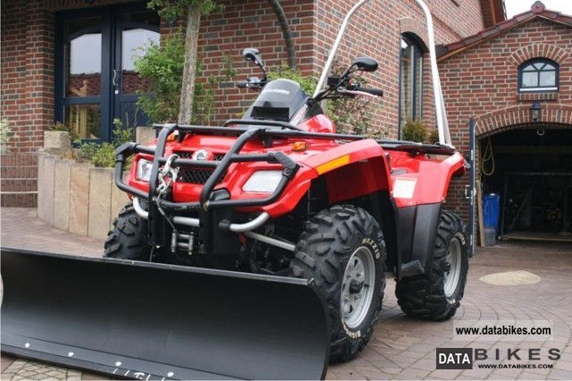 2008 Can Am  Bombardier Outlander 800 Rotax Motorcycle Quad photo
