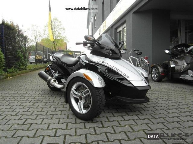 2008 Can Am  BRP Spyder RS SM5 customer order Motorcycle Quad photo