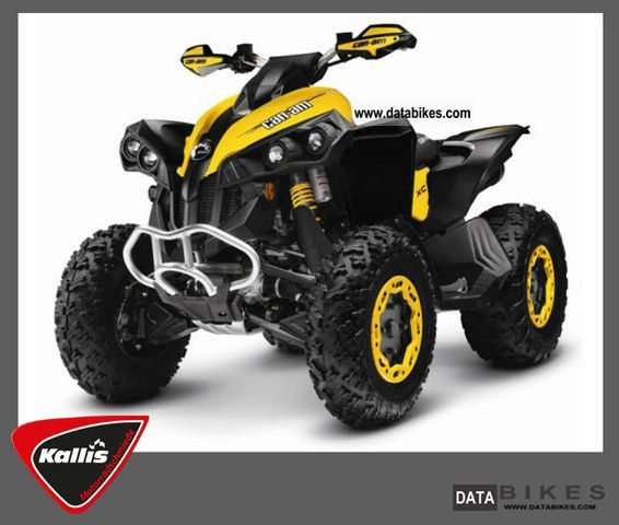 2011 can am renegade 800 xxc from dealer plus lof. Black Bedroom Furniture Sets. Home Design Ideas