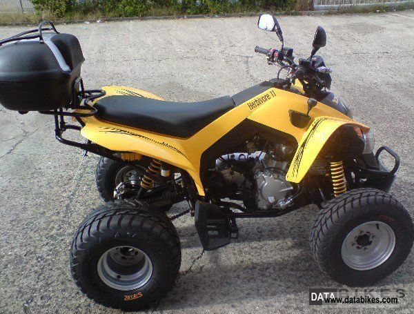 2006 Can Am  DS-250 Motorcycle Quad photo