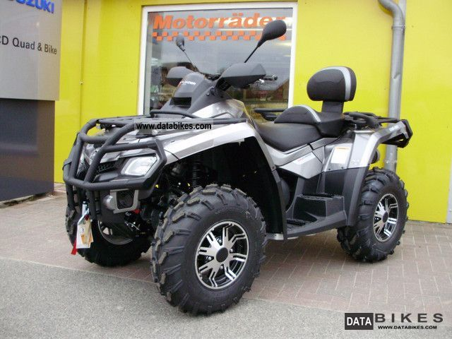 2011 Can Am  Outlander 800 R LTD Limited LOF approval Motorcycle Quad photo