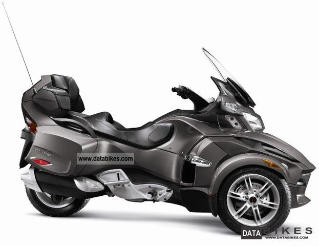 2011 Can Am  BRP Spyder RT Techno Motorcycle Other photo