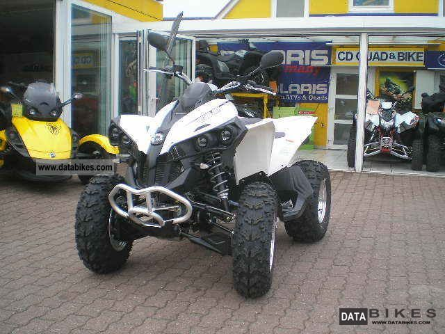 Can Am  Renegade 500 EFI with LOF approval 2011 Quad photo
