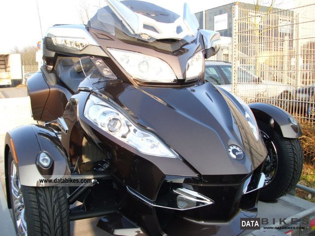 2011 Can Am  RT LTD Limited SE5 Motorcycle Tourer photo