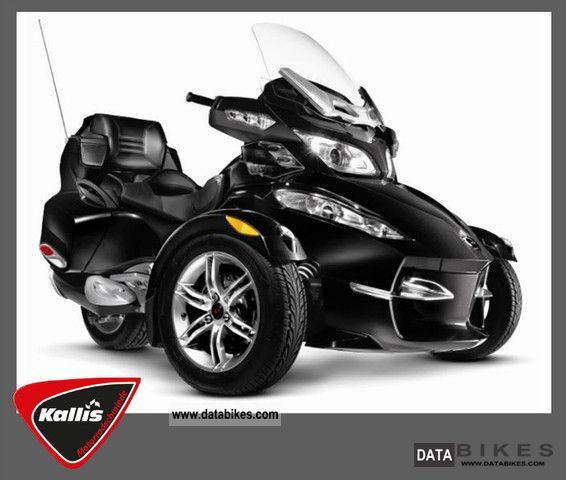 2011 Can Am  Spyder SE5 RT-991 S + 1000, - € Powershopping Motorcycle Trike photo