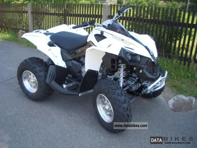 2012 Can Am  Renegade 500 Motorcycle Quad photo