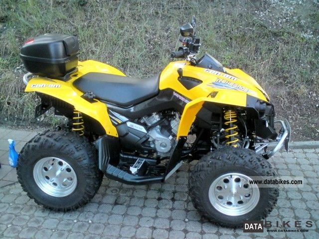 2009 Can Am  Renegade 500 Motorcycle Quad photo