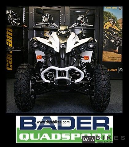 Can Am  Renegade 500 EFI 4x4 2011 Quad photo