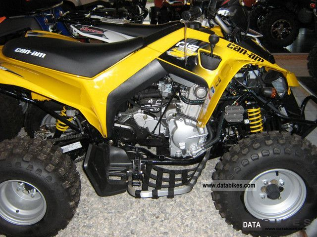 2011 Can Am  DS 250 Motorcycle Quad photo