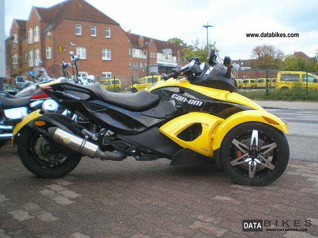 can am spyder rs owners manual upcomingcarshq com 2008 Can-Am Spyder Rims 2008 Can-Am Spyder Rims