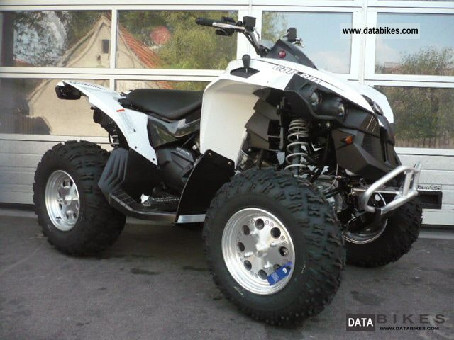 2011 Can Am  BRP Renegade 500 EFI Motorcycle Quad photo