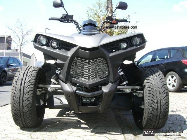 2011 Cectek  Estoc 500 + 1 + Hd + mint 365KM Quadrift Motorcycle Quad photo
