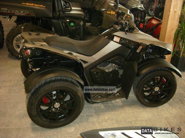 2011 Cectek  500 Estoc LOF exhibition vehicle Motorcycle Quad photo
