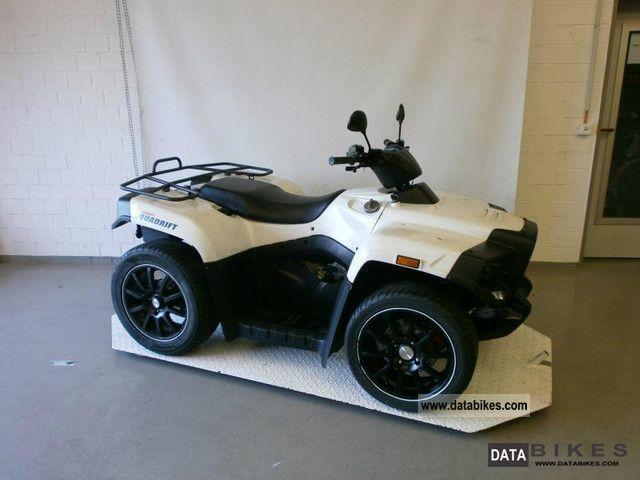 2011 Cectek  Quadrift 500 EFI Motorcycle Quad photo