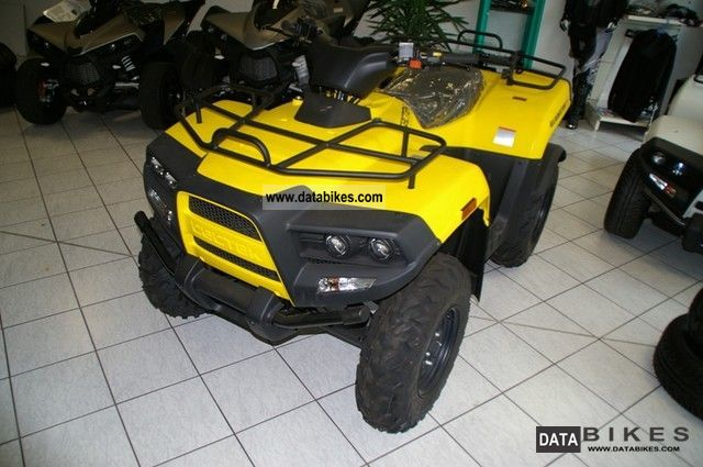 2011 Cectek  Gladiator EVI T5 model 2012 available now! Motorcycle Quad photo