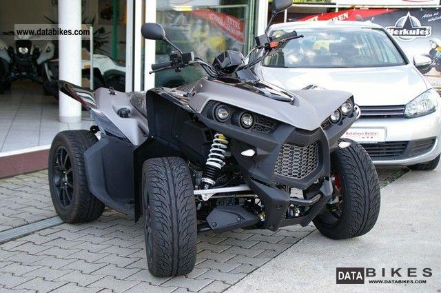 2011 Cectek  Estoc 500 EFI / LOF incl! Motorcycle Quad photo