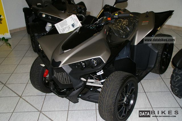 2011 Cectek  Estoc 500 EFI / model 2012 - LOF incl! Motorcycle Quad photo