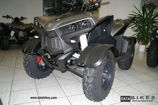 2011 Cectek  King Cobra 500 model 2012 - LOF immediately available Motorcycle Quad photo