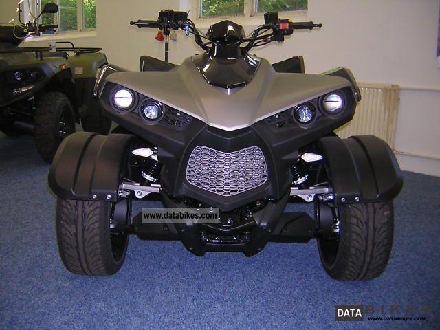 Cectek  Estoc 500 EFI ATV Quad Hercules 2011 Quad photo