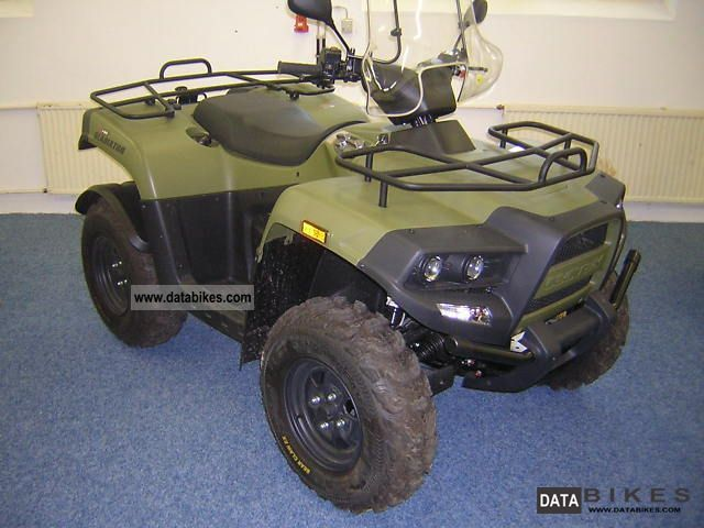 2011 Cectek  Gladiator Hercules 500 EFI ATV quad Motorcycle Quad photo