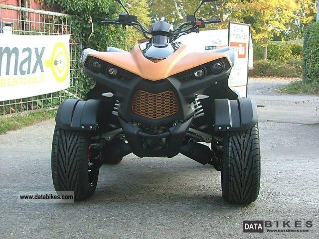 2011 Cectek  King Cobra 500 WIDE NUMBAU MATURE! Motorcycle Quad photo