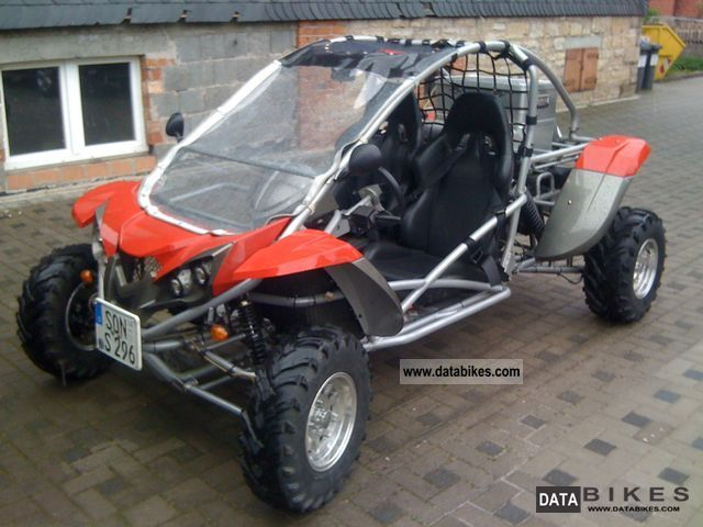 CFMOTO  luck buggy vehicle 500 2008 Quad photo