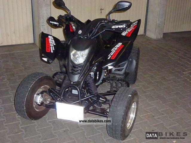 2006 CPI  XS 250 Motorcycle Quad photo