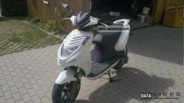 CPI  Oliver Sport 50 2006 Scooter photo