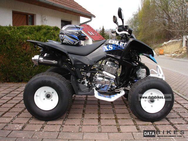 2008 CPI  xs250 Motorcycle Quad photo