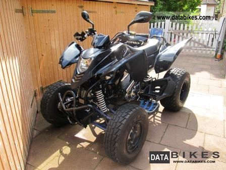 2009 CPI  250 xs Motorcycle Quad photo