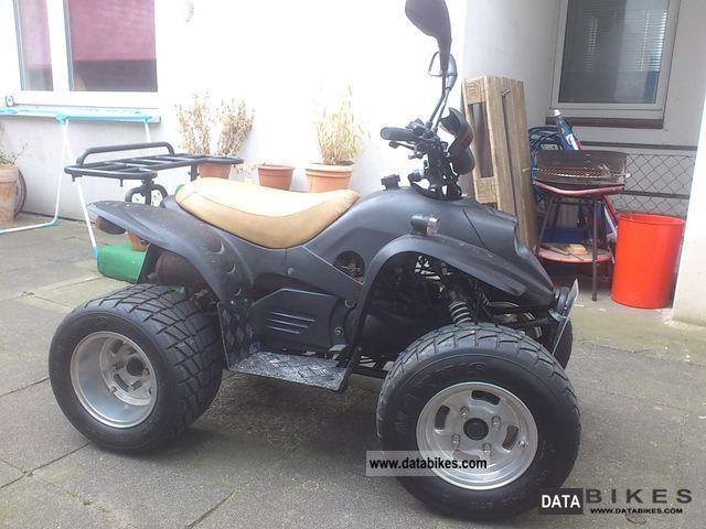 2004 CPI  Crab 100 Motorcycle Quad photo