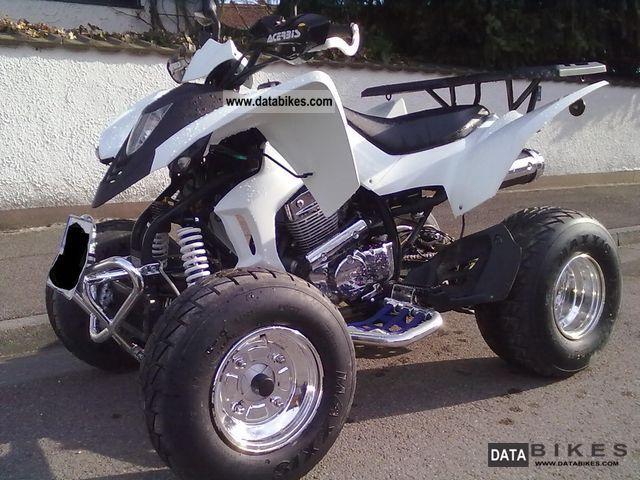 2010 CPI  Quad Motorcycle Quad photo