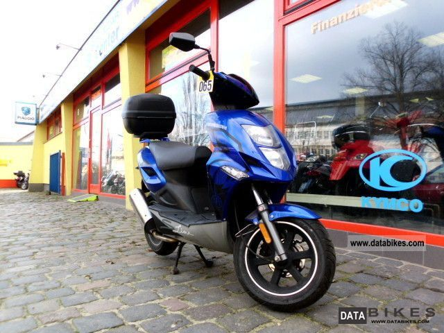 2009 CPI  Aragon 50 Basic delivery nationwide Motorcycle Scooter photo