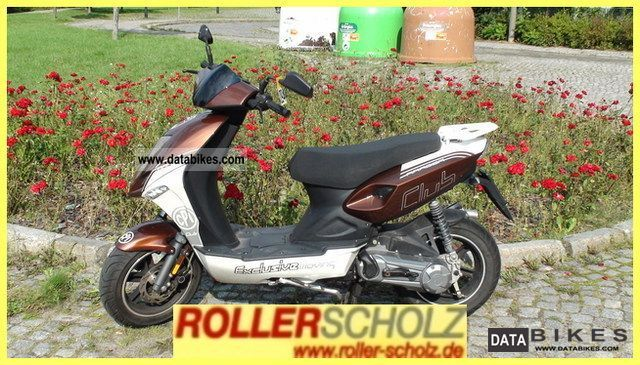 2009 CPI  Club 45 Aragon delivery nationwide Motorcycle Scooter photo