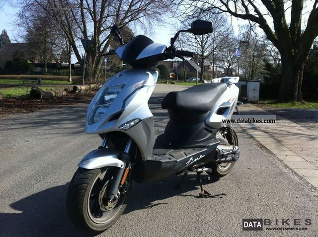 2007 CPI  Aragon JR 25 Motorcycle Scooter photo