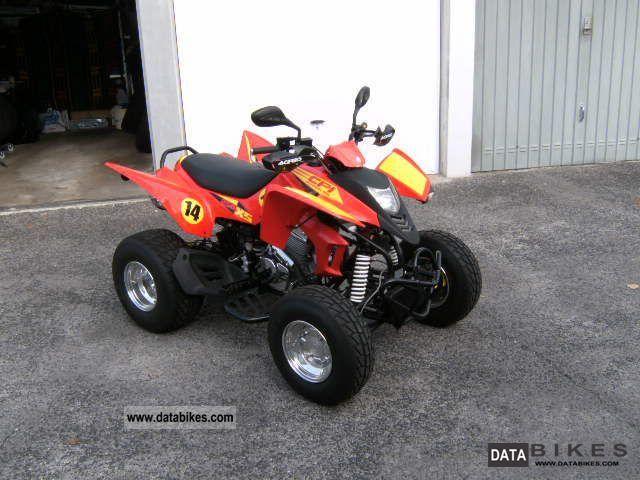 2007 CPI  XS 250 Motorcycle Quad photo