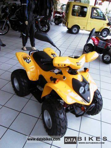 2004 CPI  Crab 100 - TOP - Sport Quad Motorcycle Quad photo