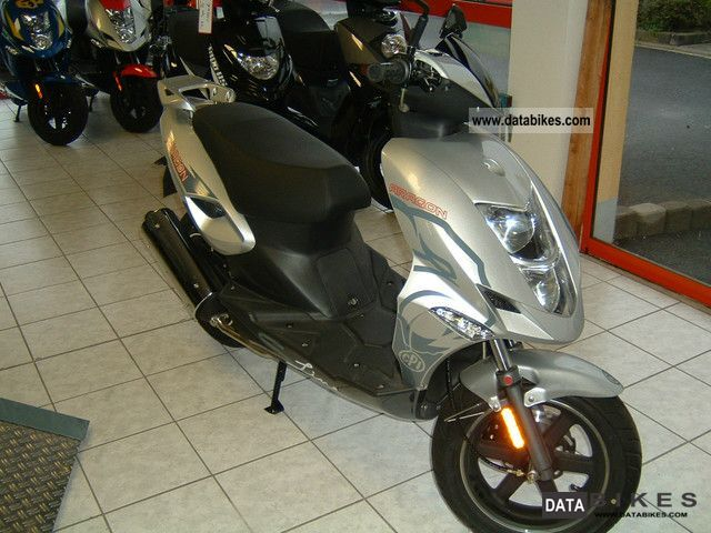 2011 CPI  Aragon Motorcycle Scooter photo