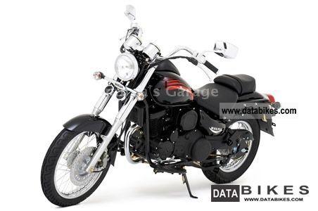 2011 Daelim  Daystar 125 Motorcycle Lightweight Motorcycle/Motorbike photo