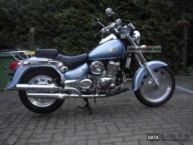 2000 Daelim  daystar Motorcycle Chopper/Cruiser photo