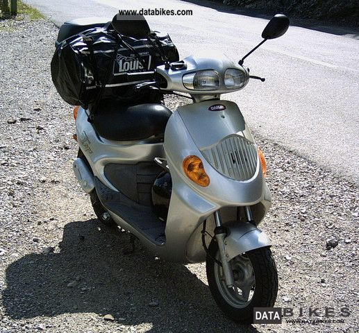 1999 Daelim  Tapo 50 Motorcycle Scooter photo