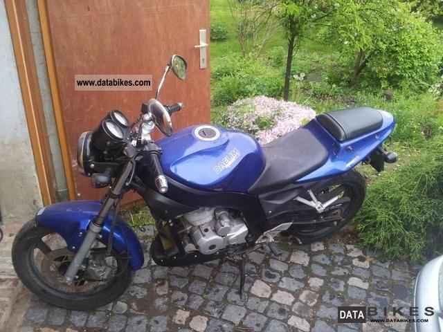 2006 Daelim  Roadwin 125 Motorcycle Lightweight Motorcycle/Motorbike photo