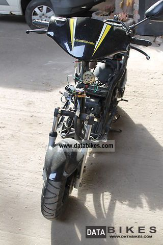 Daelim  S-Five Theft Claims 2008 Scooter photo
