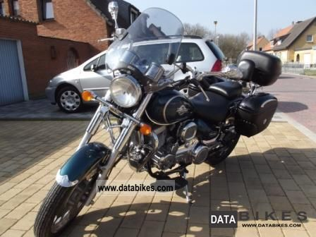2000 Daelim  VL 125 Motorcycle Chopper/Cruiser photo
