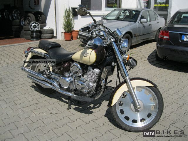2002 Daelim  Daystar VL 125 F * very well maintained, only 13 km `! * Motorcycle Chopper/Cruiser photo
