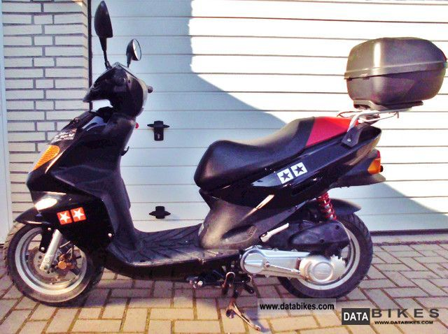 2006 Daelim  S-Five Motorcycle Motor-assisted Bicycle/Small Moped photo