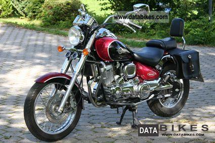 2003 Daelim  Daystar VL 125 F Motorcycle Chopper/Cruiser photo