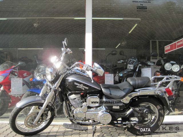 2008 Daelim  VL 125 Daystar (fuel injection) Motorcycle Chopper/Cruiser photo