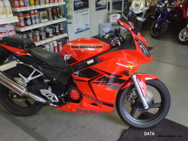 2008 Daelim  Roadwin F1 Motorcycle Motorcycle photo